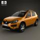 Renault Sandero Stepway (BR/RU) 2014