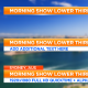 Morning Show Lower Thirds