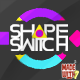 Shape Switch Buildbox Game Template | Admob (Banner + Interstitial )