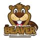 Beaver Mascot Character