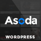 Asoda - A Multipurpose WordPress Theme