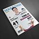 A4 Magazine Template Vol.25