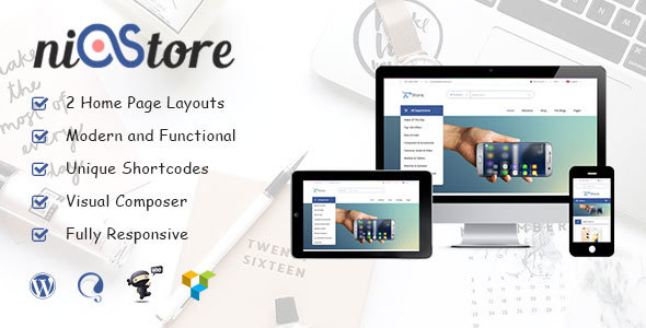 Estore – WooCommerce WordPress Theme (eCommerce) images