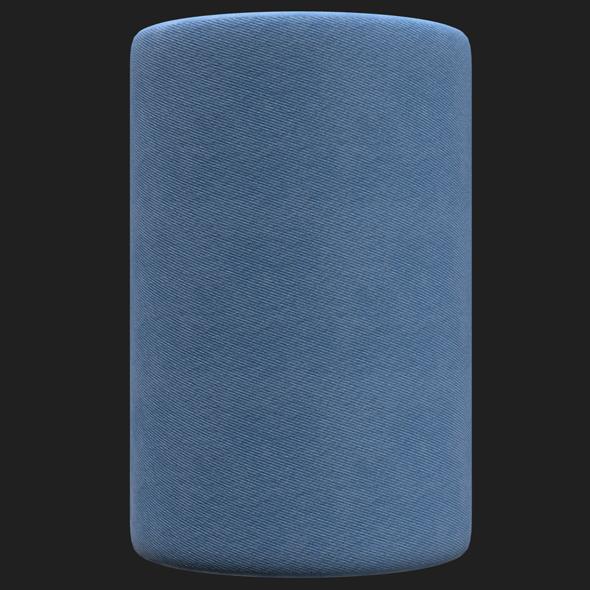 Denim Jeans Substance Material - 3DOcean Item for Sale