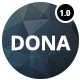 DONA - Creative Multi-Purpose Parallax WordPress Theme