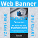 Multipurpose Web Banner