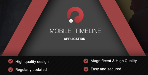 Mobile Native Timeline Applications – For WoWonder Social PHP Script (Complete Applications)