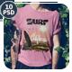 T-Shirt Mock-Up Street Edition