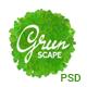 Greenscape - Lawn & Garden Landscaping PSD template