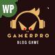 GAMERPRO - Fantastic Blog WordPress theme for GAME SITES