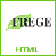 Frege - Foods And Vegetables HTML Template