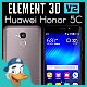 Huawei Honor 5C for Element 3D