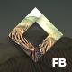 Geometric Facebook Cover