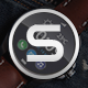 Materient Smart Watches - Material Design Stencil BigCommerce Theme
