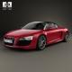 Audi R8 Spyder 2013