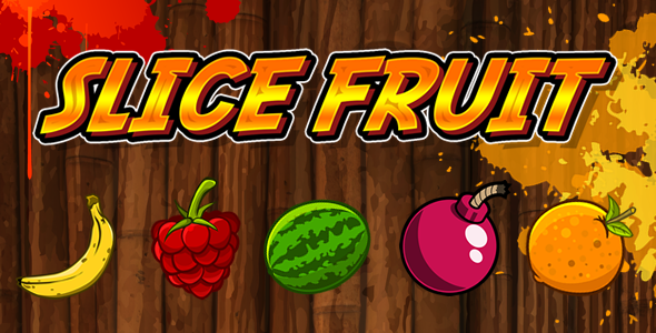CodeCanyon Slice Fruit HTML5 Game Capx 19710120