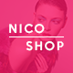 NicoShop – Supermarket eCommerce PSD Template