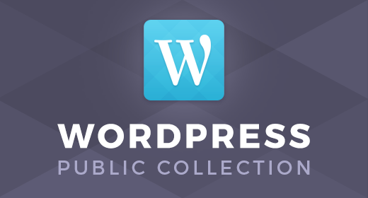 WordPress Public Collection by jetimpex