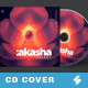 Akasha Dreams - Chillout CD Cover Artwork Template