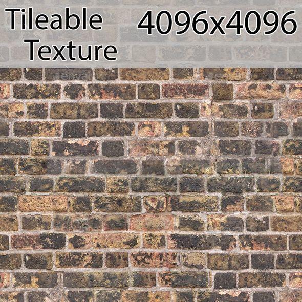 brick-00055-armrend.com-texture - 3DOcean Item for Sale