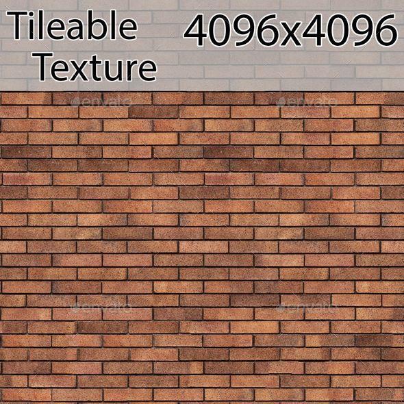 brick-00066-armrend.com-texture - 3DOcean Item for Sale