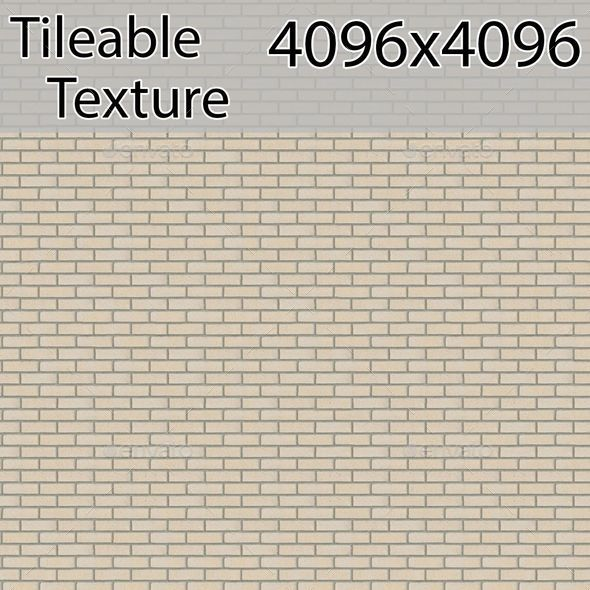 brick-00072-armrend.com-texture - 3DOcean Item for Sale