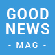 Good News - Newspaper, Magazine & Blog Template