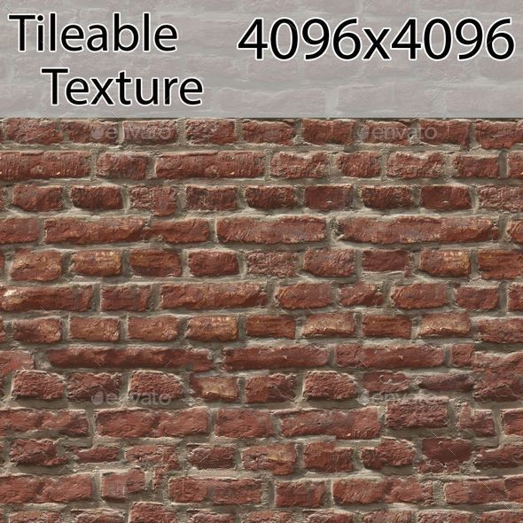 brick-00078-armrend.com-texture - 3DOcean Item for Sale
