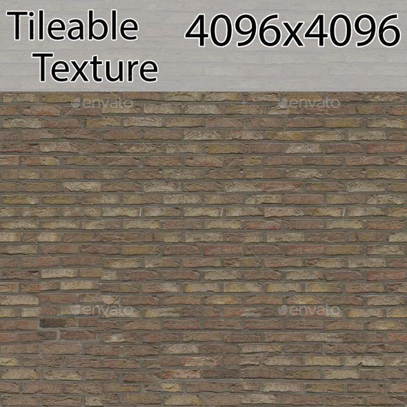 brick-00082-armrend.com-texture - 3DOcean Item for Sale