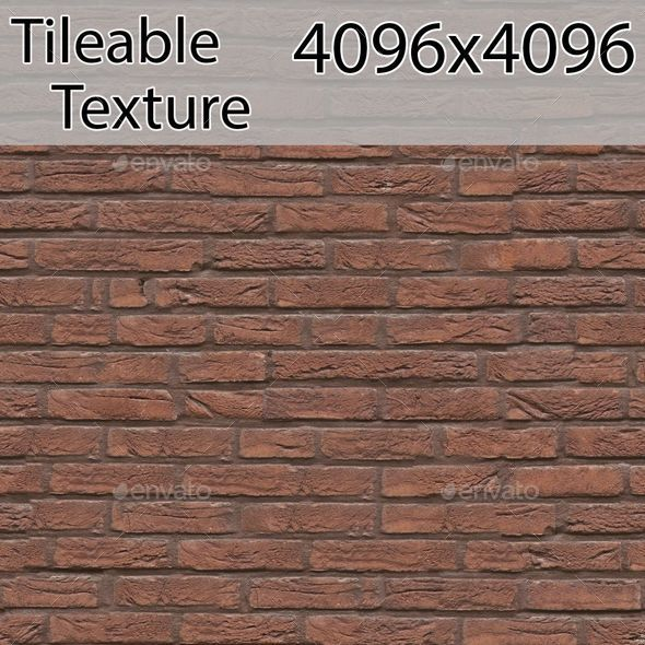 brick-00083-armrend.com-texture - 3DOcean Item for Sale