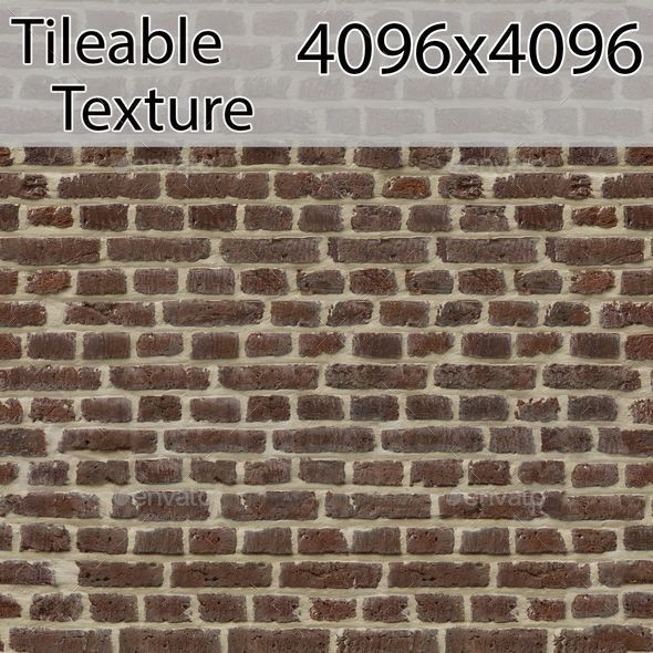brick-00086-armrend.com-texture - 3DOcean Item for Sale