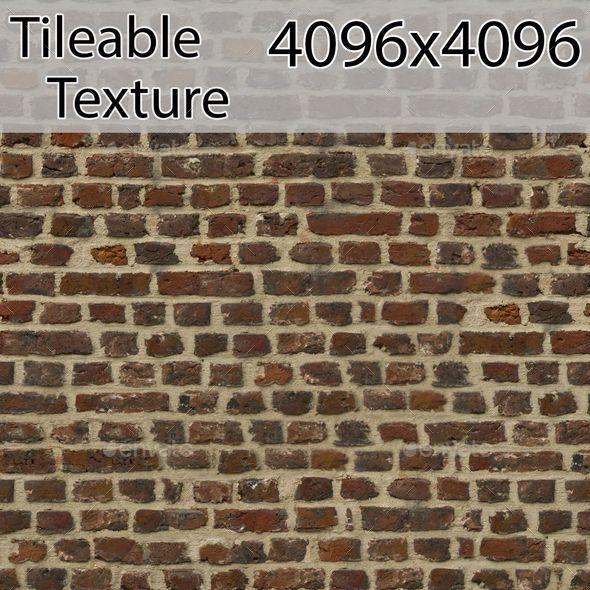 brick-00088-armrend.com-texture - 3DOcean Item for Sale
