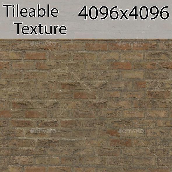 brick-00094-armrend.com-texture - 3DOcean Item for Sale