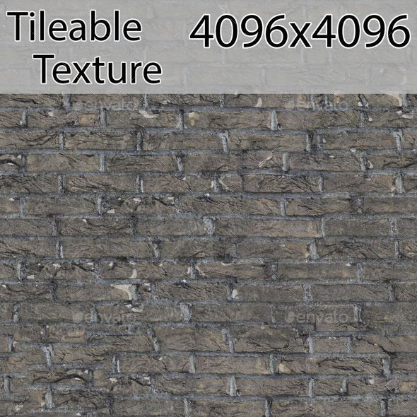brick-00101-armrend.com-texture - 3DOcean Item for Sale