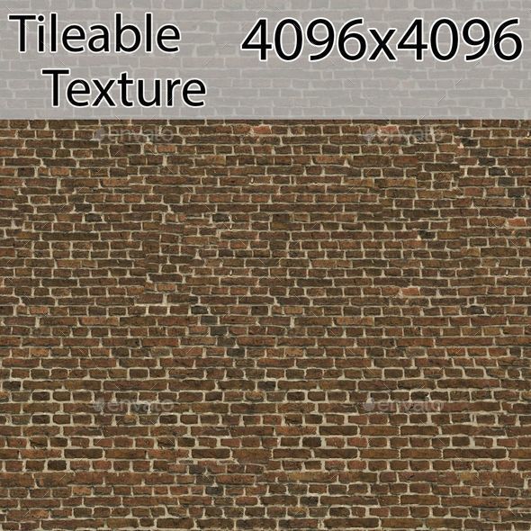 brick-00103-armrend.com-texture - 3DOcean Item for Sale