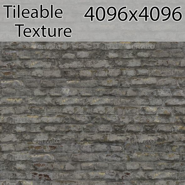 brick-00087-armrend.com-texture - 3DOcean Item for Sale