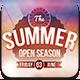 The Summer Flyer Template