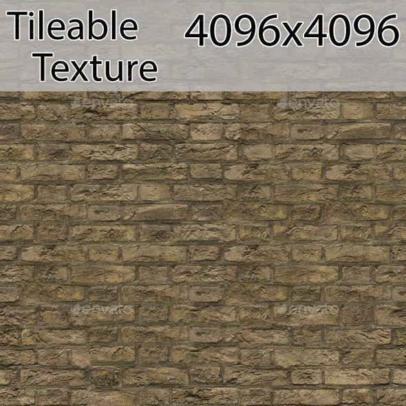 brick-00105-armrend.com-texture - 3DOcean Item for Sale