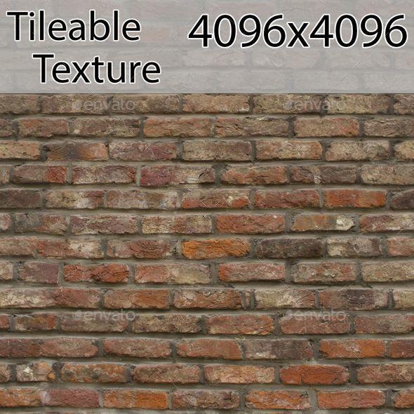 brick-00109-armrend.com-texture - 3DOcean Item for Sale