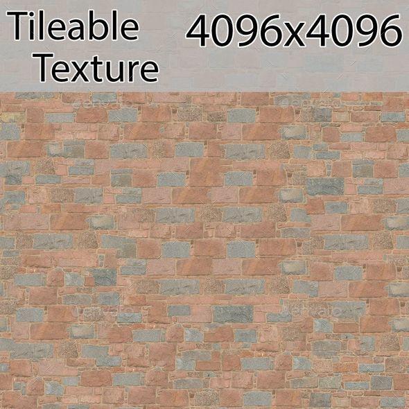 brick-00129-armrend.com-texture - 3DOcean Item for Sale