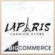 LaParis - Simple Creative Responsive BigCommerce Theme - Stencil Based
