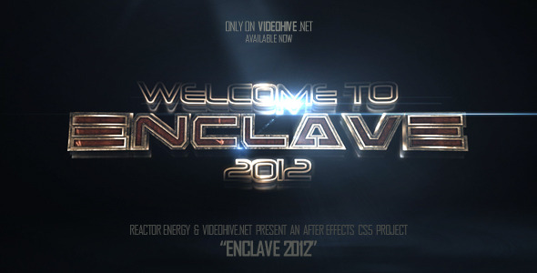 VideoHive Enclave 1907296