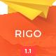 Rigo - Responsive Email Newsletter Template