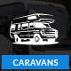 Max Caravans - PSD Template