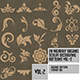 20 High Poly Decorating Organic Pattern Pack Vol-2