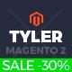 Tyler - Responsive Magento 2 Theme