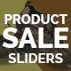 Product Sale Sliders