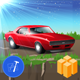 Car Speed Racing Game | iOS - Buildbox Included - Xcode Project - Easy Reskin - Multiple characters