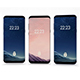 Samsung Galaxy s8 (3 colors)