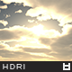 High Resolution Sky HDRi Map 025